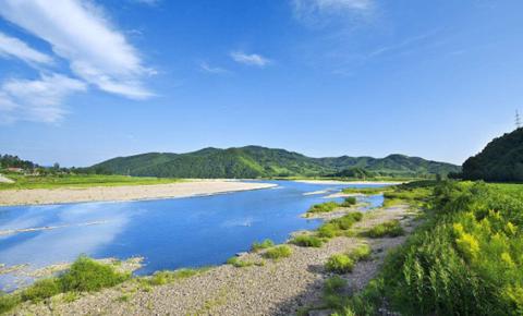 绿江村旅游景点攻略图