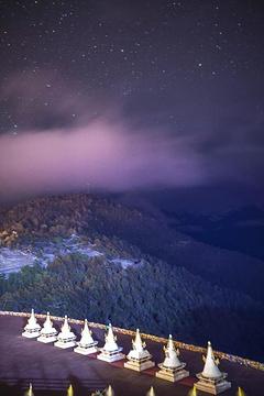 梅里雪山旅游景点攻略图