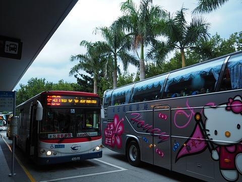 台北故宫博物院旅游景点攻略图