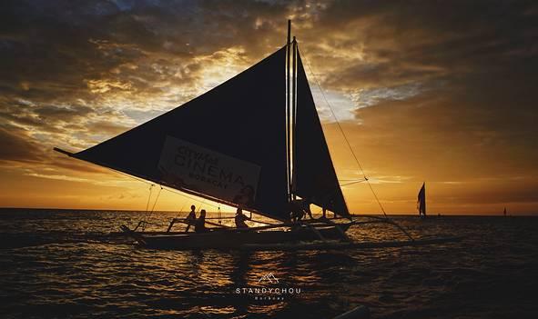 菲律宾之长滩岛五日游,上天入海,用镜头捕捉其细沙软水的美