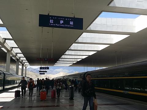 拉萨站旅游景点图片