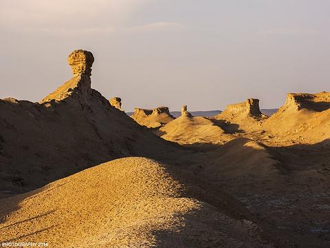 罗布泊旅游景点图片