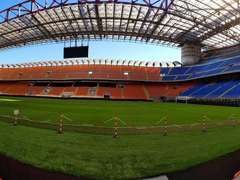 圣西罗足球场旅游景点图片