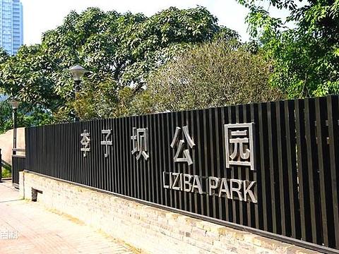 李子坝抗战遗址公园旅游景点图片