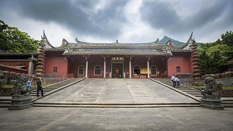 鼓山涌泉寺