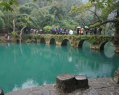 精彩多姿的山水----贵州精华7日游