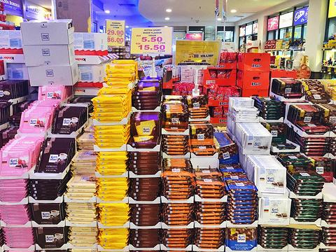 兰卡威购物中心旅游景点图片