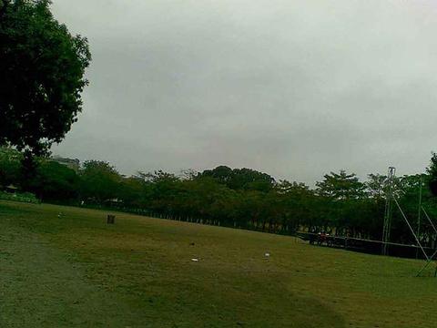 揭阳榕江西湖公园旅游景点图片