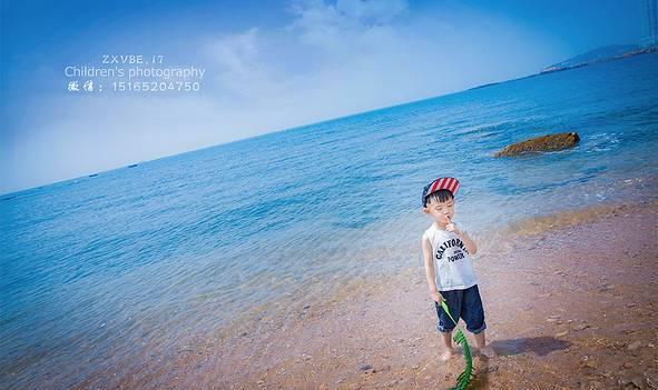 青岛玩海之旅--带着宝宝去旅行