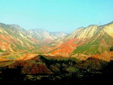 仙米国家森林公园旅游景点图片
