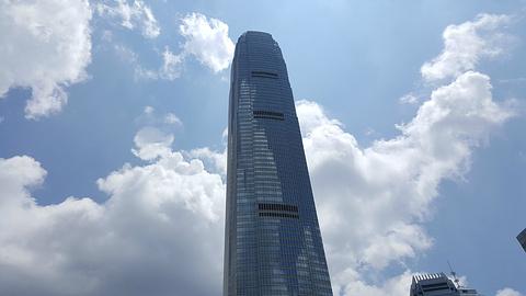 香港国际金融中心商场旅游景点攻略图