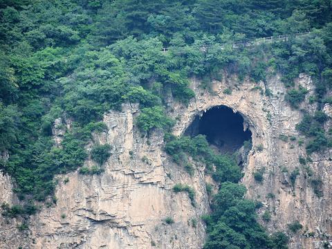 银河洞景区旅游景点图片