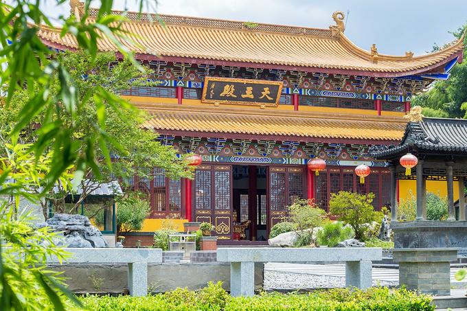 紫金寺图片