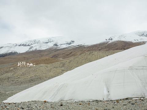 慕士塔格冰川公园旅游景点图片