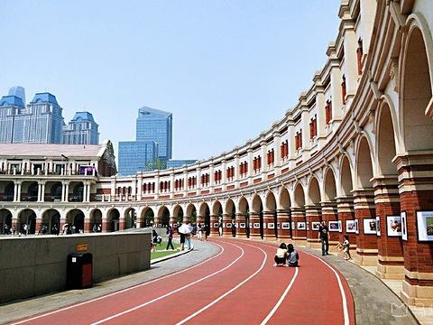 新民园广场旅游景点图片