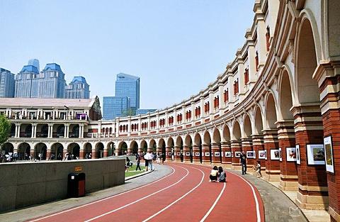 新民园广场的图片