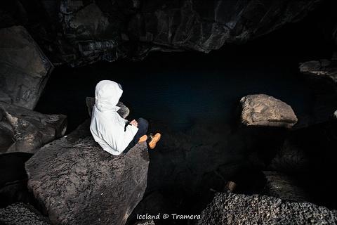 格尔约塔焦岩洞旅游景点攻略图