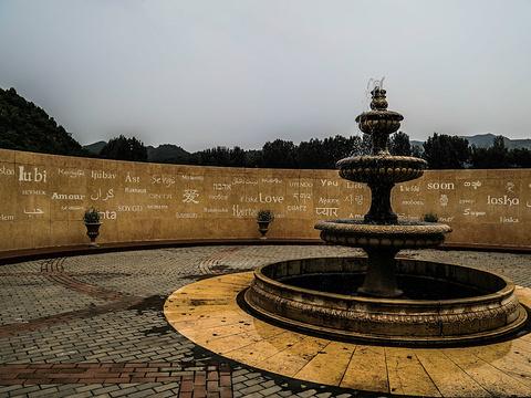 紫海香堤香草艺术庄园旅游景点图片
