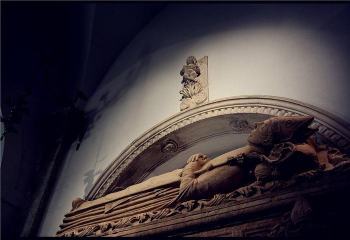 """""""科尔丘拉 最吸引人的景点,是圣马可大教堂和她迷人的钟楼【门票:25KN】。故居我们没有选择入内_圣马可教堂""""的评论图片"""