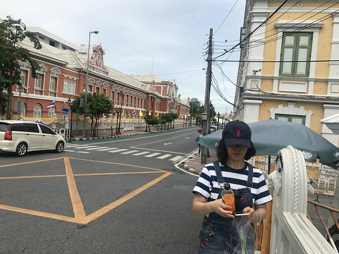 曼谷(老城区、泰国法政大学、曼谷城市图书馆)图片