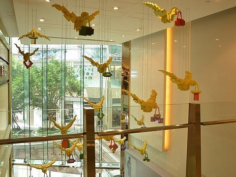 K11购物艺术中心旅游景点图片
