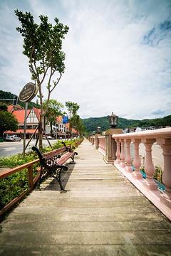 花水湾温泉度假区旅游景点攻略图
