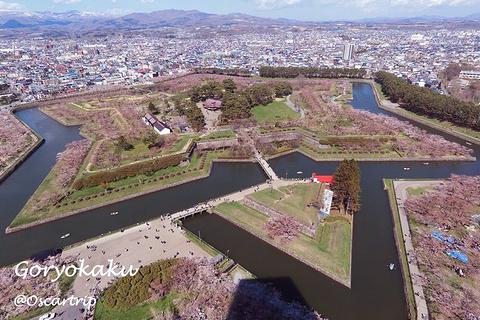 五棱郭公园旅游景点攻略图
