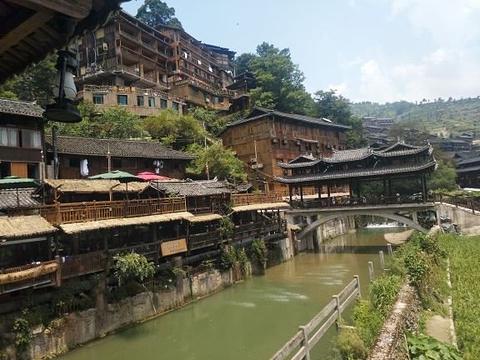 西江千户苗寨景区-游坊场旅游景点图片