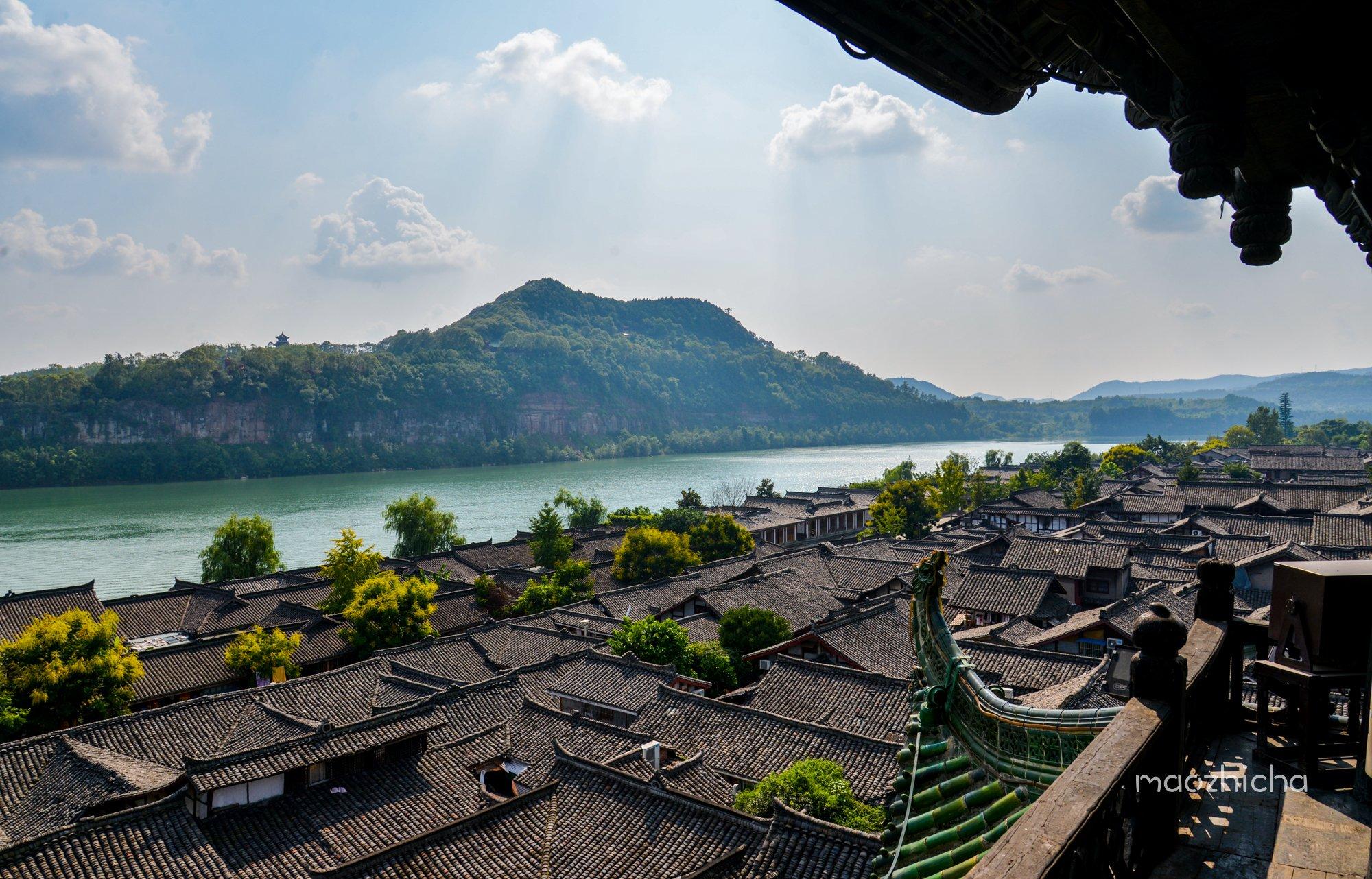 一日游遍阆中古城,带你梦回千年