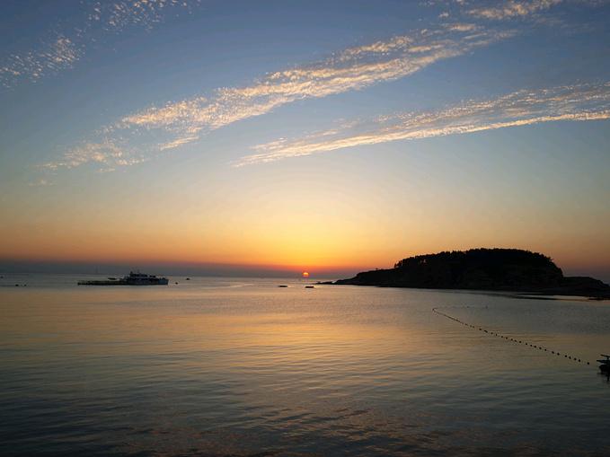 小石岛图片