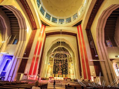 圣约瑟夫大教堂旅游景点图片