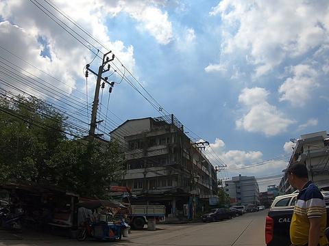 素万那普国际机场旅游景点图片
