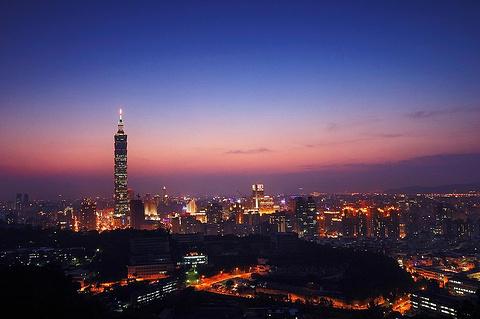 阳明山游客中心旅游景点攻略图