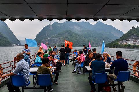 乌江画廊旅游景点攻略图