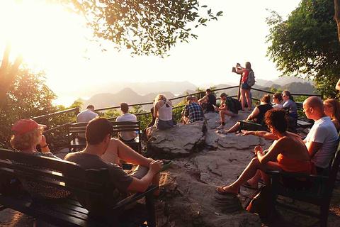 吉婆岛旅游景点攻略图