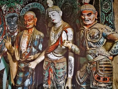敦煌石窟艺术保护研究陈列中心旅游景点图片