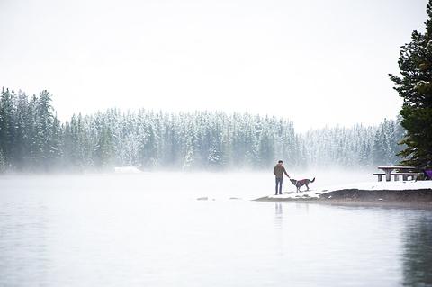 双杰克湖旅游景点攻略图