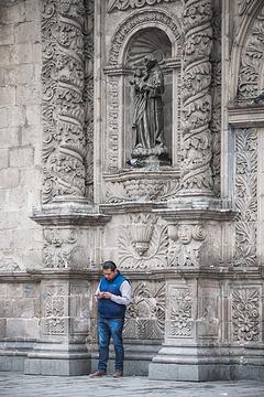 Iglesia de San Francisco旅游景点攻略图