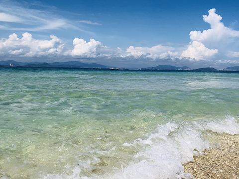 蜈支洲岛海滨浴场