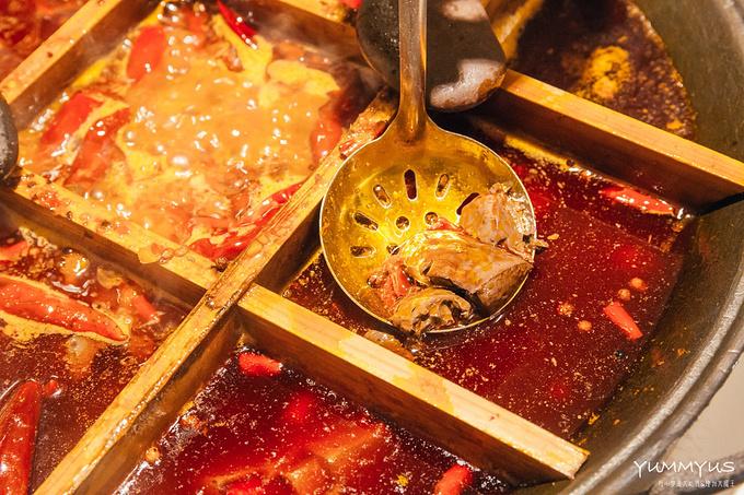 瓜西西火锅图片