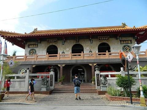 香林寺旅游景点攻略图