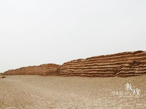汉长城旅游景点图片
