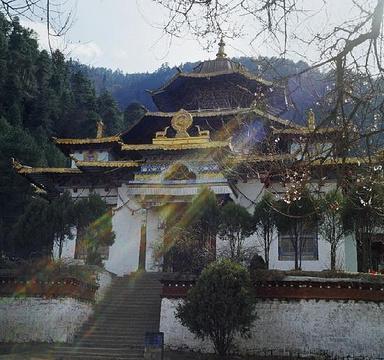 喇嘛岭寺旅游景点攻略图