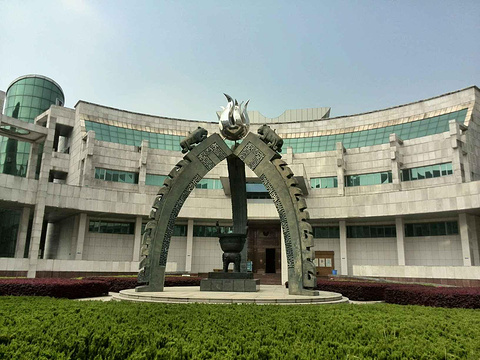 江西省博物馆旅游景点图片