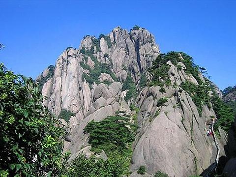 莲花峰旅游景点图片