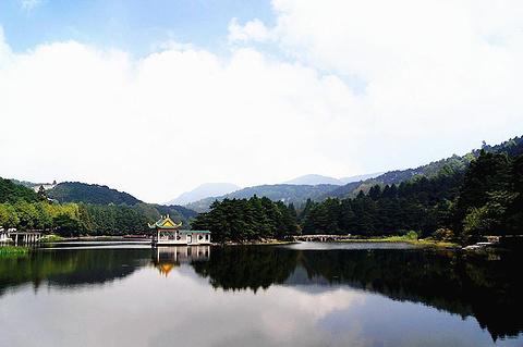 如琴湖旅游图片
