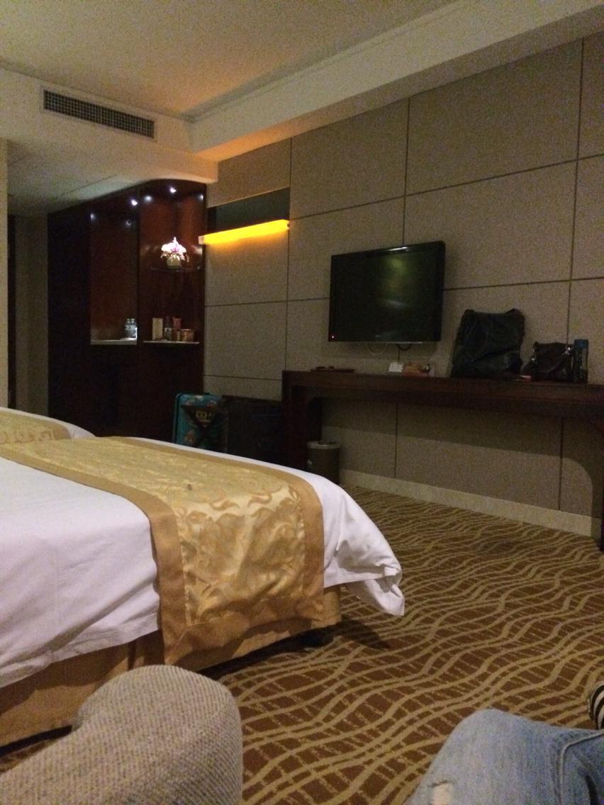 武汉帛尚中洋酒店