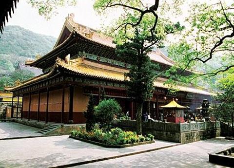 法雨禅寺旅游图片
