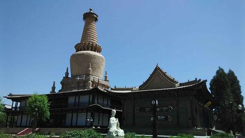 张掖大佛寺