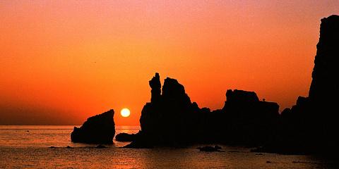 望夫礁旅游图片